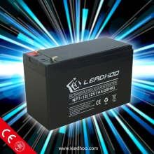 12v 7ah lead-acid ups battery, 12v 7ah 20hr battery