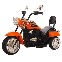 Fashion Harley Style 6V Battery Operated Toy Ride On Motorcycle