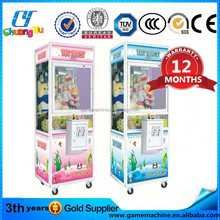 Cheap toy claw crane machine game used claw machines for sale