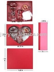 5PK HEART CUT OUT BOX SET