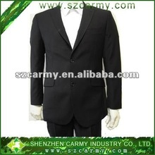30%wool 70%polyester men's wedding suits/Business suits