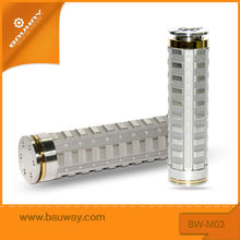 Bauway MO3 mechanical Mods unique design with safety protection fuse build in,510 thread