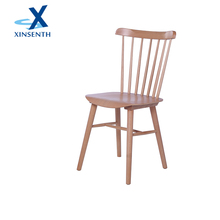 Designed solid wood dining chairs