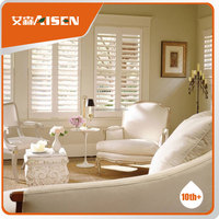 Blinds and Shutters Top Custom Interior Window Shutter From China