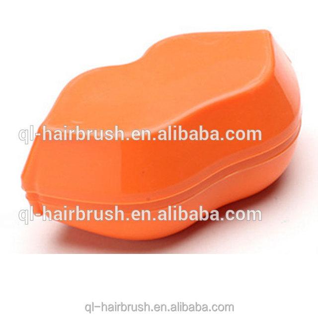 professional retail cheap easy clean no tangle detangling hair brush durable hair tools