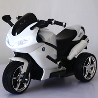 Wholesale Kids Electric Motorcycle 3 Wheels Pedal Motorbike