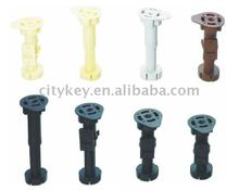 Adjustable Plastic Furniture Leg (ADJL1)