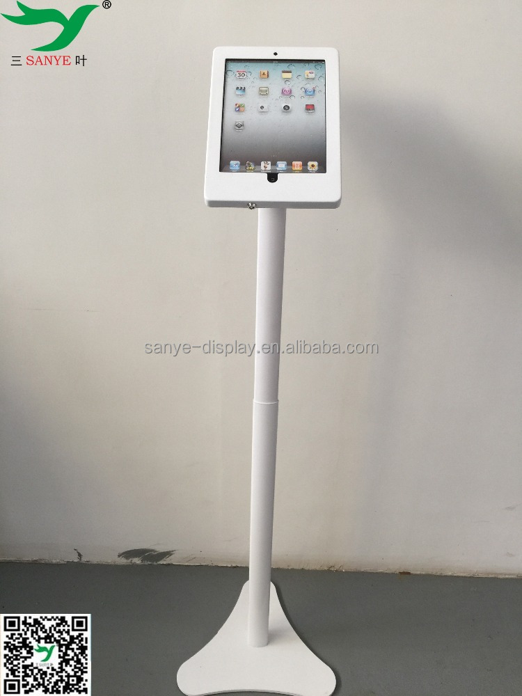 best anti-theft adjustable tablet stand for ipad2/3/4