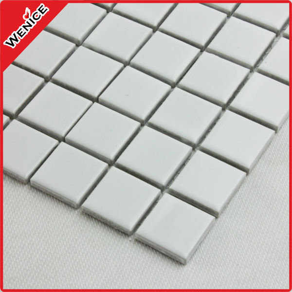 hot seller white foshan indoor floor ceramic mosaic tiles with best price