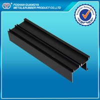 High Quality Black Anodized Aluminum Casement