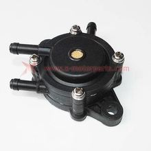 New Fuel Pump Replacement for BRIGGS & STRATTON , B&S No. 808656, Kohler 24-393-16S, Kawasaki No. 49040-7001.