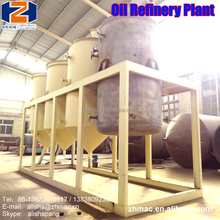 High oil get from corn oil manufacturing plant for edible oil refinery
