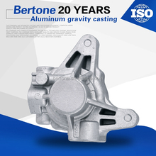 Hot selling aluminum die casting water pump shell car auto spare parts