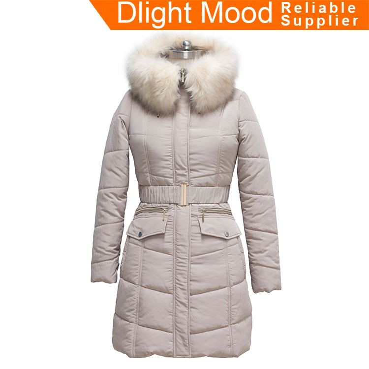 China professional manufacture women long coat