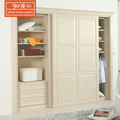Manufacturer modern design commercial furniture bedroom wood wardrobe almirah godrej