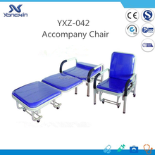 China Accompany Person Chair Bed, Used Medical Chair
