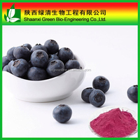 Pure Natural Herbal Extract Blueberry Powder