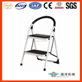 Single-Sided Access Steel Step ladder With Top Quality