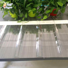cheap polycarbonate corrugated plastic roofing sheets