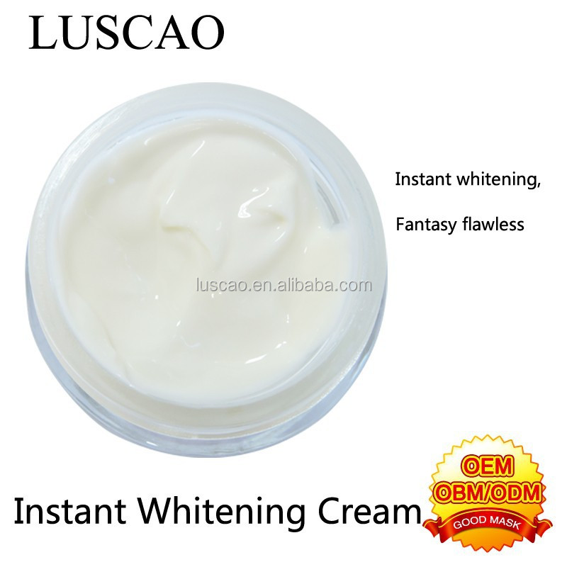 OEM of ODM wholesale natural hand and foot instant whitening cream&Instant whitening cream