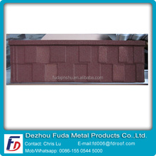 Terracotta Roofing Clay Metal Roof Tiles from China