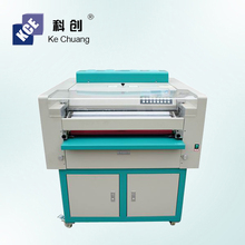High efficient photo paper mutil-roller rolling and coating machine