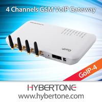 VoIP GSM Gateway IP GSM Gateway 4SIMs GoIP4 or ip pbx