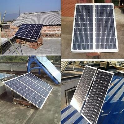 High Quality 150w mono solar panel with CE CEC TUV ISO certificate