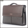 Men Genuine Cow Leather 13 Inch