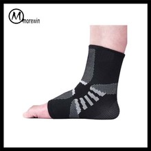 2017 Morewin Plantar Fasciitis Foot Sleeves Ankle Graduated Compression Sleeves Brace Plantar Sock, Heel Arch Support