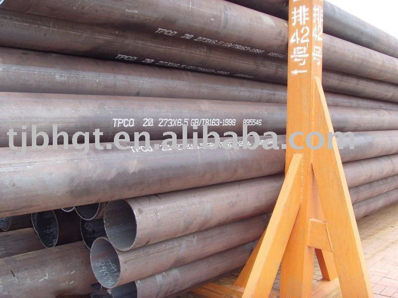 hydraulic prop seamless steel pipe carbon steel perforated pipe