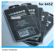 Anti-scratch lcd screen protector for camera 645Z
