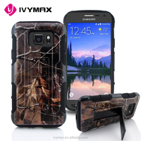 On sale factory wholesale case new arrival anti slip printing cover waterproof shockproof hybrid case for samsung s7 active