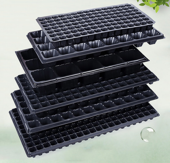 128 cell good quality plant nursery and seeds vegetables tray