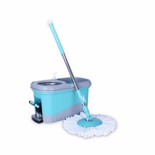 Cheap price eco-friendly 360 spin dry magic mop for home cleaning tool