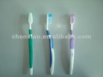 the adult toothbrush