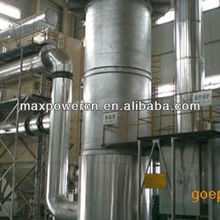 Liquid/Solid/Gas medical waste incineration device