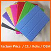 New Arrival Ultra Thin Slim Smart Magnetic Leather Case+ Back Case Cover For Apple iPad air iPad 5