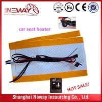 Factory hot selling 120v heater car seat heaters