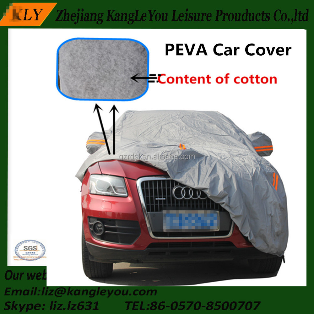 70g/m2 PEVA matercial car cover