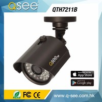 Cute Style CCTV System Night Vision 2.8mm lens Waterproof HD AHD Camera 360 degree Camera, CCTV Power Supply in 2016