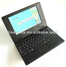 7 Inch Mini Laptop With WIFI WINCE or Android 2.2