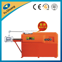Automatic stirrup bending machine,CNC bender and cutter for the steel bar, CNC wire stirrup bender