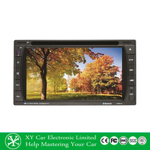 6.2 Inch digital screen In-dash car dvd for Honda Accord 7 with gps navigation system radio XY-D3062