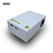 13 lumens mini projector with portable design wireless projector in AAO