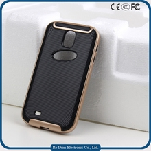 360 Degrees Full Protective Soft Shockproof Mobile Phone Case for Samsung Galaxy S4