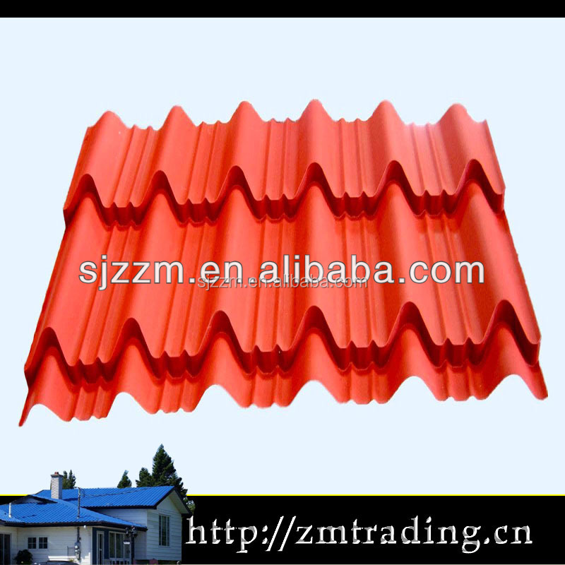 840 metal china antique roofing tiles