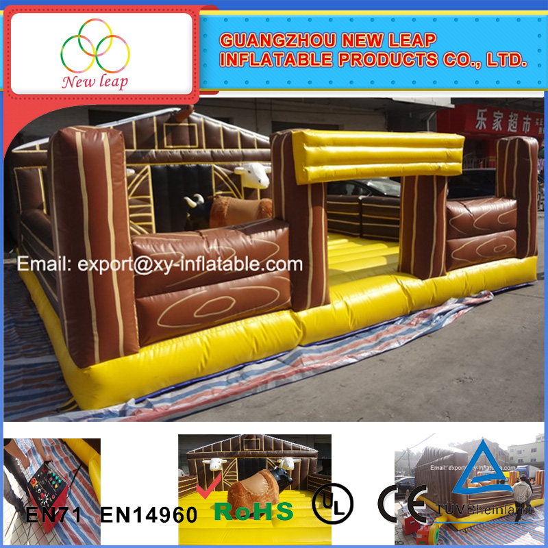 Inflatable Mechanical Bull,Cheap Price Mechanical Bull Ride For Sale