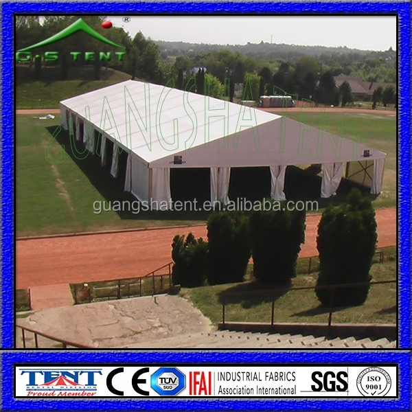 F party tent air conditioned outdoor large dining tents