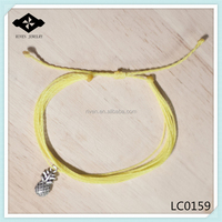 Pineapple Multi Strand Ankle Bracelet Cheap Girls Ankle Bracelet Wholesale
